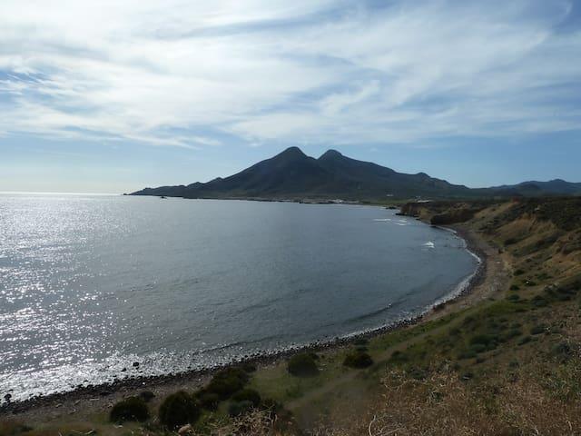 La Isleta del Moro, Parque Natural Cabo de Gata - Níjar - Apartment