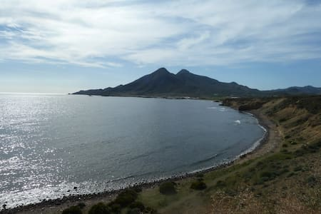 La Isleta del Moro, Parque Natural Cabo de Gata - Níjar