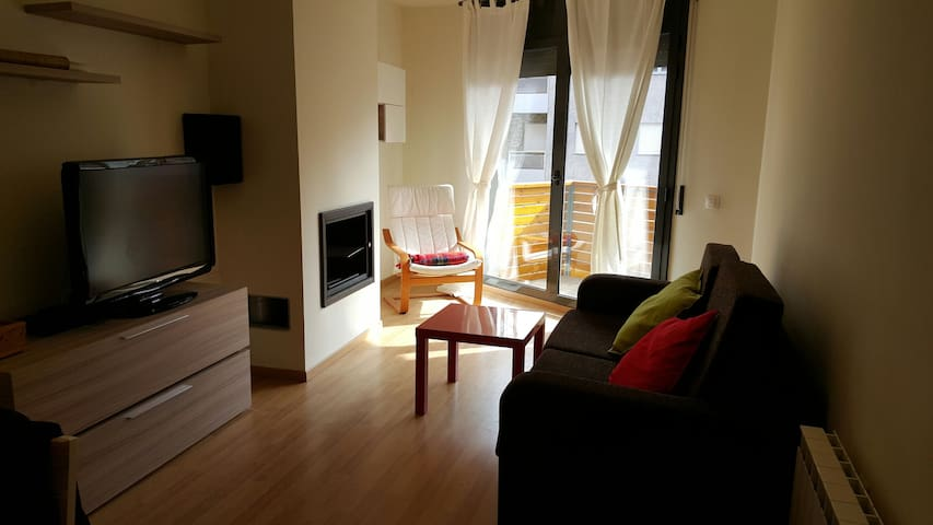 New apartment near Cadi - Bagà - Apartemen