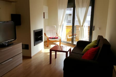 New apartment near Cadi - Bagà - Daire
