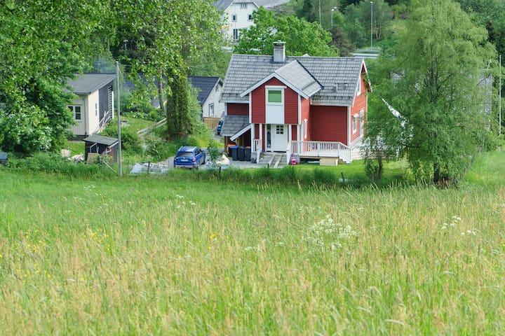 Hus nær turområder - Voss - Haus