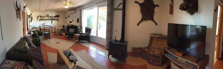 Twin Room at Casa Rio