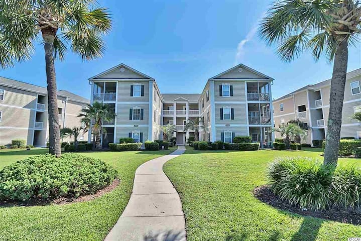 Surfside Beach Condo (2Br/2Ba) minutes from beach