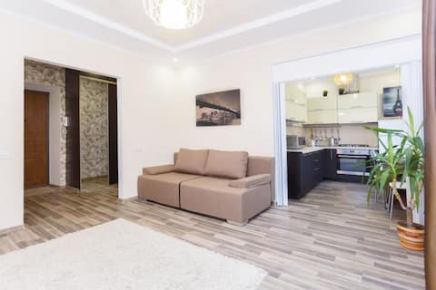 2-х комнатная Квартира в   Самом центре Минска