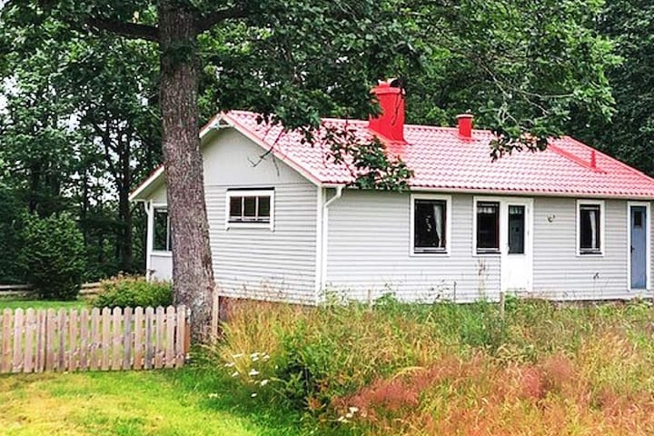 4 person holiday home in BOLMSÖ