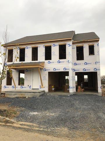 Brand New Build - Ralph Lauren Modern Farmhouse