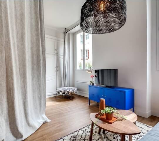 LA DOUCEUR ANGEVINE DANS L'HYPER CENTRE - Angers - Apartment