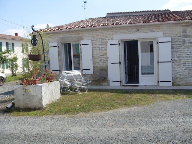 Maison 4 pers proche de La Rochelle - Saint-Sauveur-d'Aunis