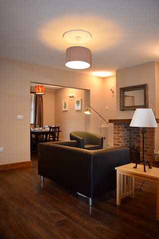 3 Bed Dublin City Home with Parking