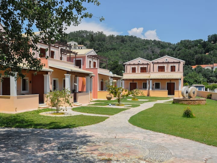 Erikousa Villa  1