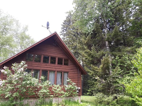 Sweet two bedroom home close to Castine Village.