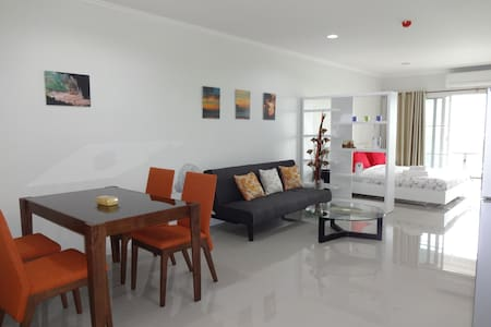 Big Studio 52m², Heart of Hua Hin, nice view - Tambon Hua Hin