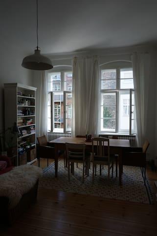 Wohnung am Maybachufer zur Zwischenmiete
