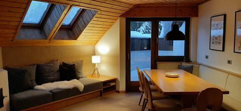 cozy apartment - benvenuti - hereinspaziert