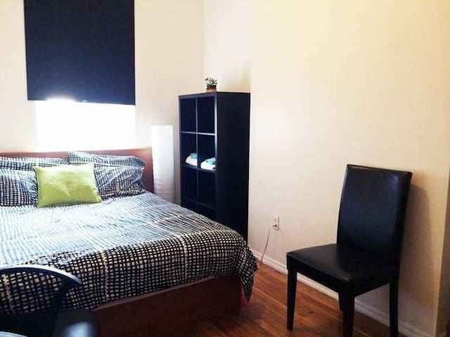 Big Bedroom Right On Bedford!