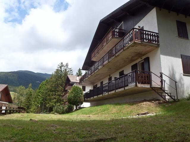 Casa Erspameri: natura e relax in Trentino! - Erspameri - Lakás