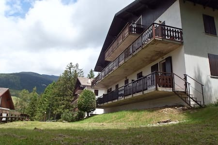 Casa Erspaneri: natura e relax in Trentino! - Lägenhet