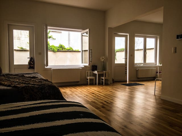 Bohemian Stay in Antwerp (Optional Private stay) - Anvers - Casa