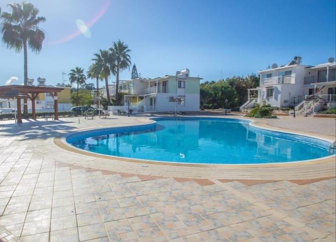 Monte elias sea view studio with pool