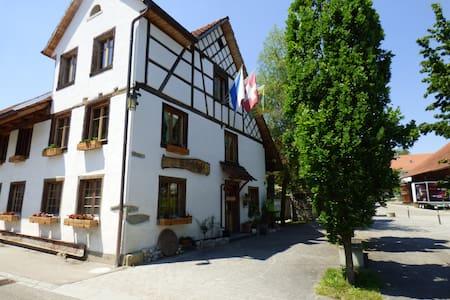 Bauernhauszimmer nah bei Winterthur und Frauenfeld - Hus