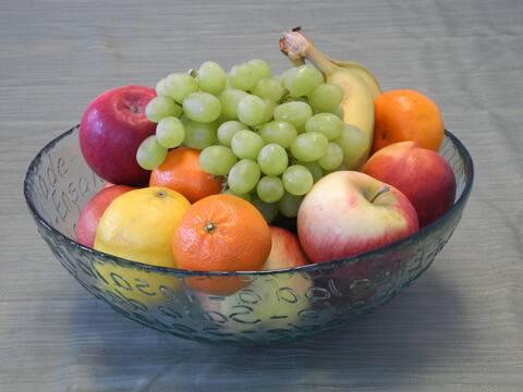 Au panier de fruits