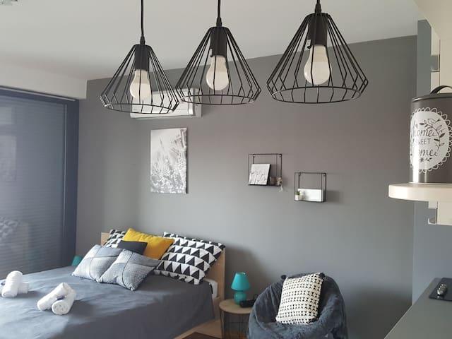 Studio apartman Kristina, Nova Galerija, Zagreb