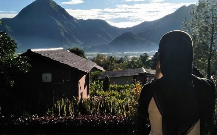Sembalun Kita Cottage (Room with Mountain View)