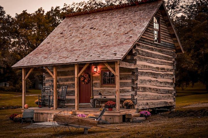 Sassafras Creek Cabin