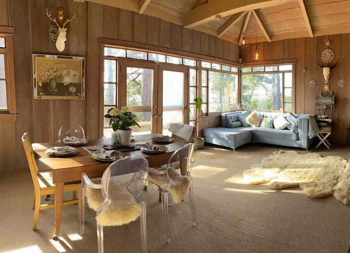 Mendocino Ocean View Heavenly Home