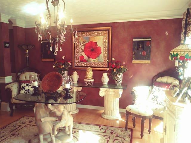 Home Sweet Home Bedroom #4