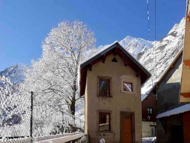 Village house near Bourg d'Oisans & Grenoble