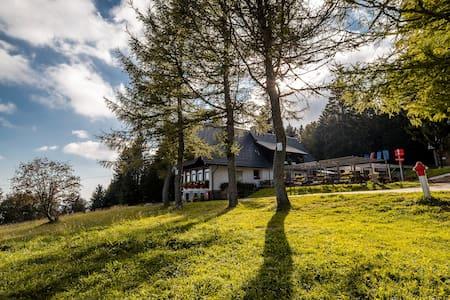 Mountain Cabin Ruška koča - Triple Room