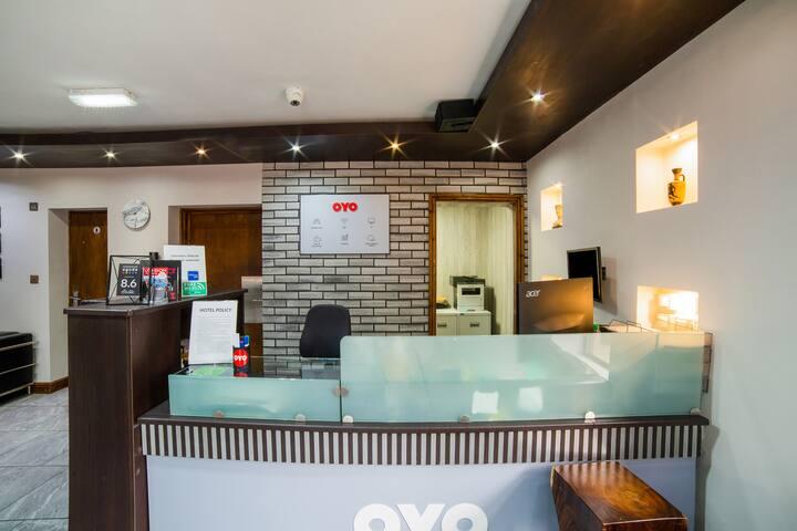 Deluxe Triple Room in OYO Epsilon Hotel