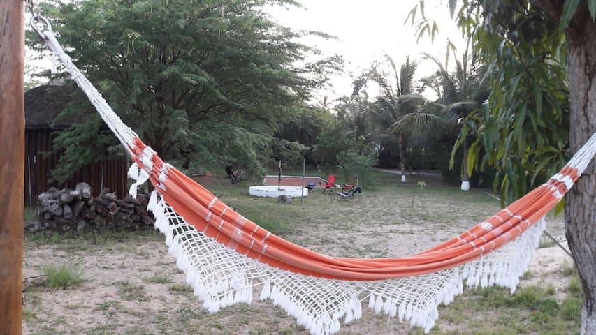 Luxurious Safari Tents - Belas - Bungalow