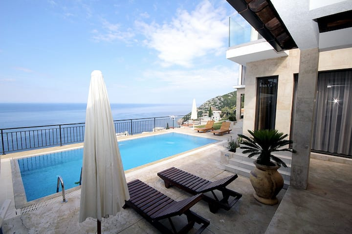 Sea View Villa