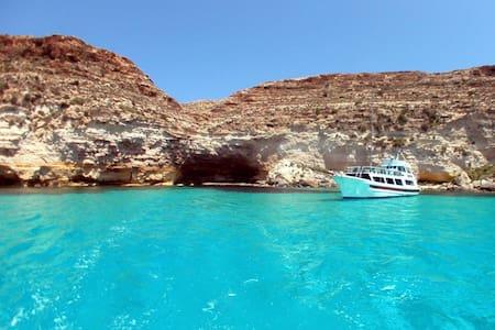 Casa-vacanza con tutti i comfort. - Lampedusa
