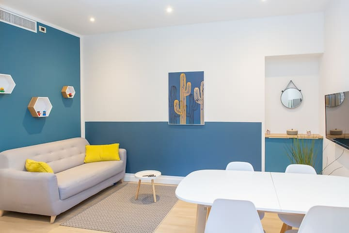 APPARTEMENT CONTEMPORAIN CENTRE  CROISETTE (1)
