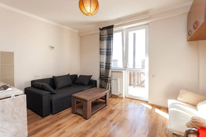 ❆Cozy and Comfortable Studio Apartment in Gudauri❆