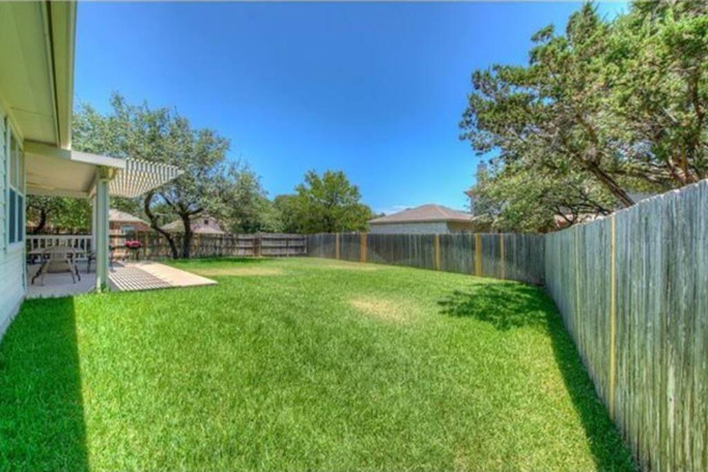 Great Backyard