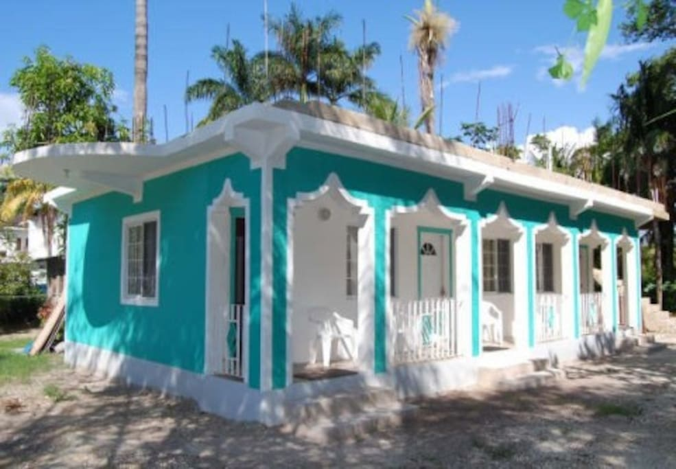 Dreams Negril has 3 separate and private rooms.  Each one provides a serene and safe environment away from the crowds.