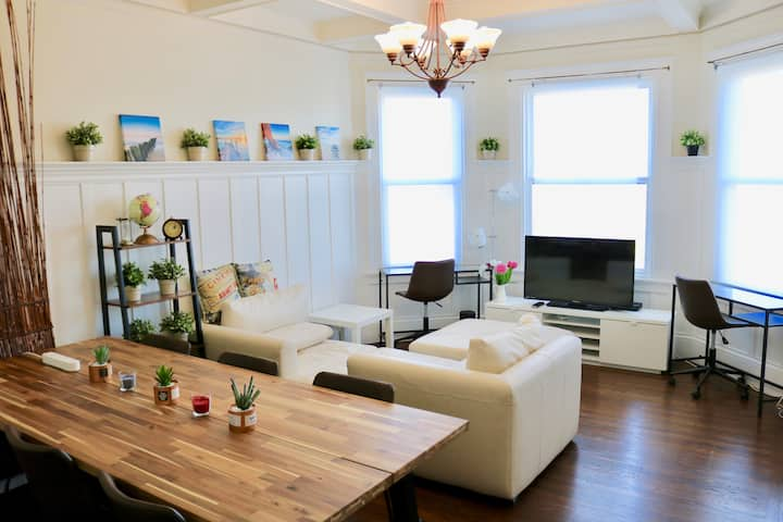 #aS43: Shared (Bunk) on Market #hacknsleep