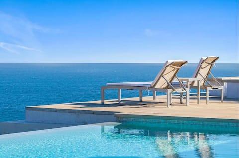 Malibu Contemporary with Full Ocean Views