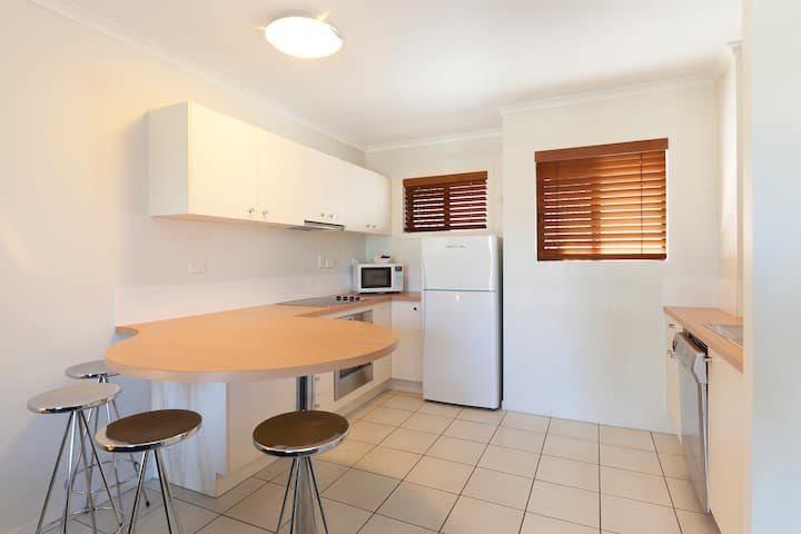 Cosy 1 Bedroom Apartment in South Brisbane