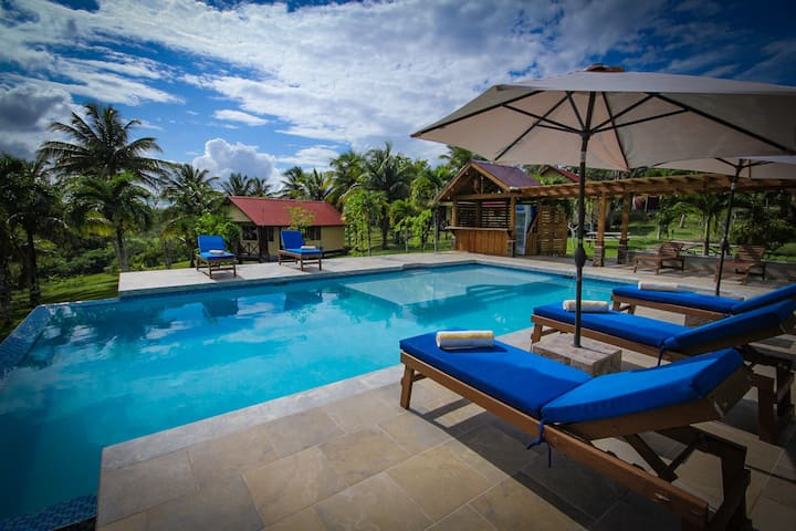 Premier Villa with Garden Views & Pool Access