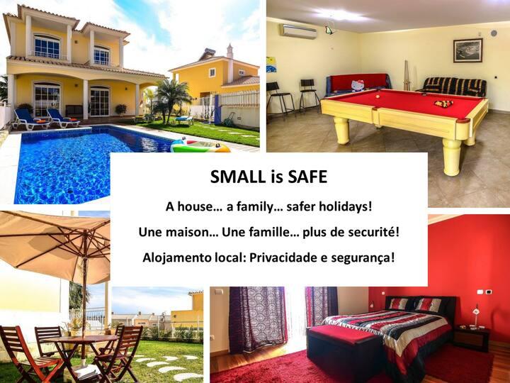 Villa Imagine 3 bedrooms house near great spots