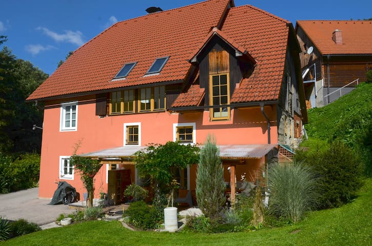Landhaus - Houses for Rent in Semriach - Airbnb