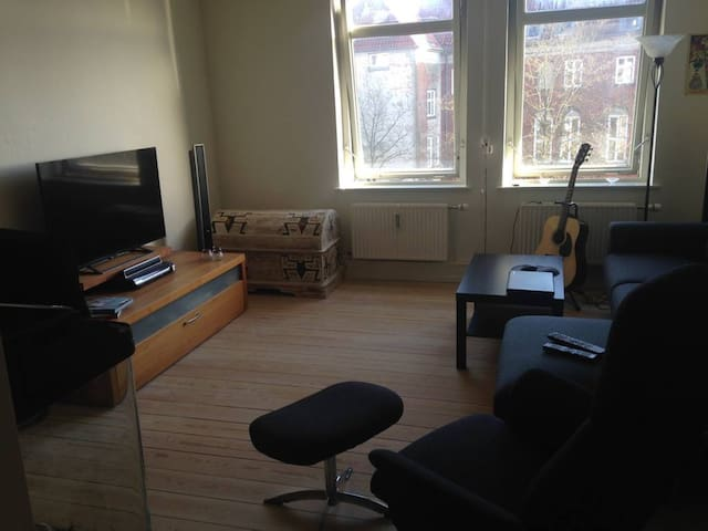 Central + cozy 2 bedroom apartment! - Randers - Apartment