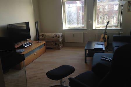 Central + cozy 2 bedroom apartment! - Randers