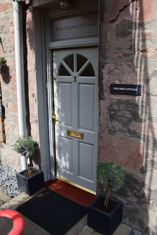 Wee Ness Cottage - Inverness - Daire