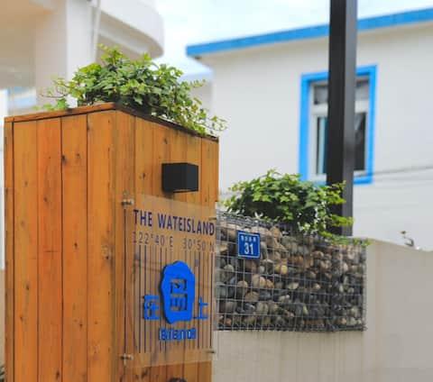 花鸟岛【在岛上】民宿【小青山】,性价比超高的自家民宿!旅行中体验家的温馨!